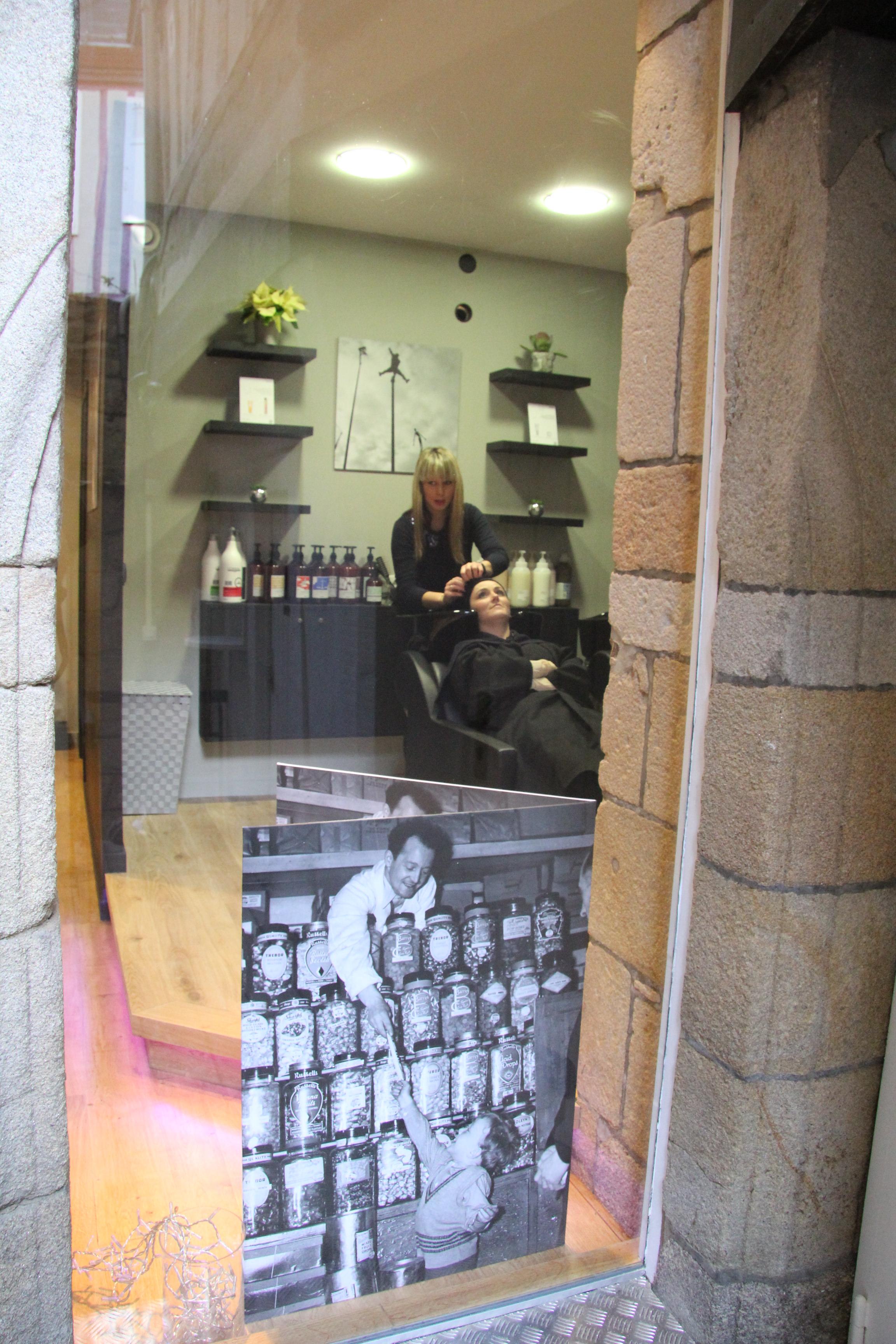 Le salon de coiffure le patio for Salon de coiffure vannes